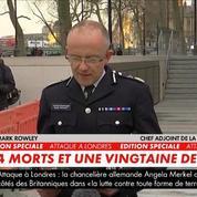 Attaque de Londres: la police britannique s'exprime