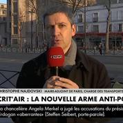 Pollution à Paris: pourquoi la circulation différenciée n'a pas été mise en place
