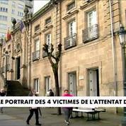 Attentat de Londres : hommage aux quatre victimes
