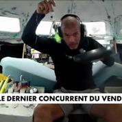 Vendée Globe : Sébastien Destremeau attendu aux Sables d'Olonne