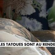 Mondial du tatouage 2017 : Tatouer sa guitare devient possible