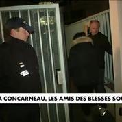 Après l'attaque de Londres, émotion dans la ville de Concarneau