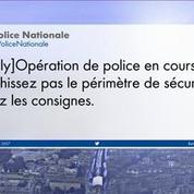 Aéroport d'Orly à Paris: un homme abattu après avoir dérobé l'arme d'un militaire (