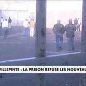 Villepinte : la prison refuse de nouveaux détenus