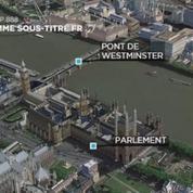 La chronologie de l'attaque terroriste de Londres