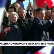 Hamon / Mélenchon : week-end test pour la gauche