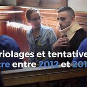 18 militants néonazis en procès