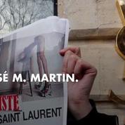 Saint Laurent doit retirer des affiches dégradantes pour la femme