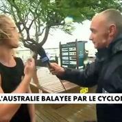L'Australie balayée par le cyclone Debbie