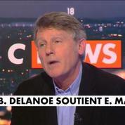 Vincent Peillon compare Emmanuel Macron à Marine Le Pen