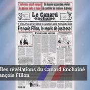 Fillon a obtenu un prêt non déclaré de 50.000 euros selon le Canard enchaîné
