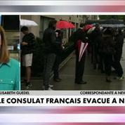 Vote : le consulat de France à New York évacué