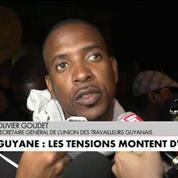 Guyane : La tension monte d'un cran