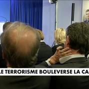 Attentat aux Champs-Élysées : les candidats s'expriment