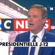 Nicolas Dupont-Aignan dénonce une caste politique qui n'écoute plus les Français