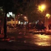 Des manifestants saccagent le parlement du Paraguay