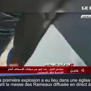 Double attentat meurtrier contre des églises coptes en Egypte