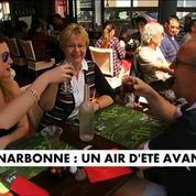 A Narbonne, l'été est déjà là