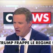 Nicolas Dupont-Aignan : Je suis inquiet parce que Trump n'est pas passé par l'ONU
