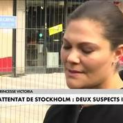 Attentat à Stockholm : le recueillement après l'attaque