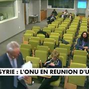 Syrie : Réunion en urgence à l'ONU après l'utilisation d'armes chimiques