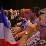 François Fillon en conquérant à Montpellier