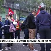 Fermeture de Fessenheim : EDF dit non