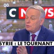 Des morts, des enfants... C'est ça le régime de Bachar el-Assad, dénonce Jean-Marc Ayrault