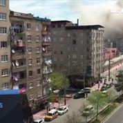 Explosion meurtrière près d'un commissariat en Turquie