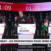 Le grand débat : les propositions des candidats pour créer de l'emploi
