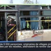Syrie : attentat meurtrier contre des personnes évacuées