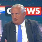 Jean-Pierre Raffarin tacle le bilan de François Hollande