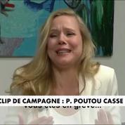 Clip de campagne 2017 : Poutou parodie On n'est pas couché