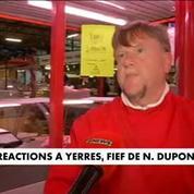 Dupont-Aignan rallie Marine Le Pen : Yerres, son fief, réagit