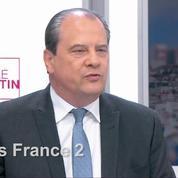 Jean-Christophe Cambadélis : «Je ne comprends pas Jean-Luc Mélenchon»