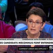 Les candidats méconnus font entendre leur voix