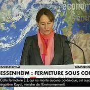 Fermeture de Fessenheim: une décision, au caractère