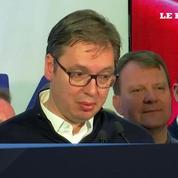 Présidentielle en Serbie : triomphe du Premier ministre Vucic