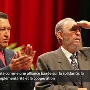 Jean-Luc Mélenchon et «l'Alliance bolivarienne»