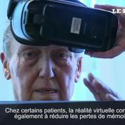 En Australie, robotique et réalité virtuelle comme remèdes à la démence