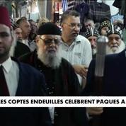 Les Coptes endeuillés célèbrent Pâques à Jérusalem