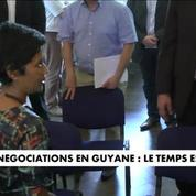 Négociations en Guyane : le temps est compté