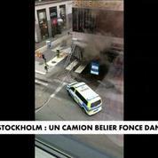 Suède : attentat à Stockholm, ce qu'il faut savoir
