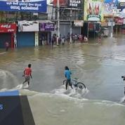Plus de 100 morts dans des inondations au Sri Lanka