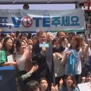 L'élection présidentielle en Corée du Sud approche