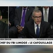 Limogeage du patron du FBI : Donald Trump s'enlise