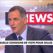 Gilles Simeoni invité de Jean-Pierre Elkabbach