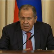 Homosexuels persécutés : « aucun fait concret » pour Lavrov
