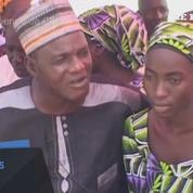 Nigeria: les lycéennes de Chibok retrouvent leurs parents