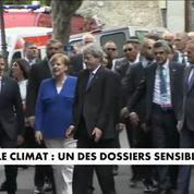 Climat et terrorisme en débat au Sommet du G7 en Sicile